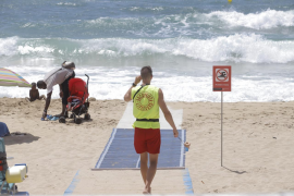 Ertrinkungsdrama an Strand auf Mallorca mit einem Toten