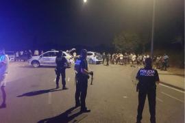 Polizei löst großes Trinkgelage auf Mallorca auf
