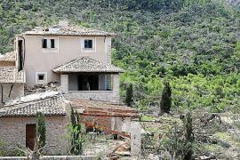 Finca von Immobilienmakler Völkers beschädigt