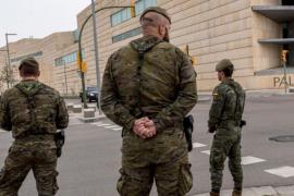 100 Militärs unterstützen Experten auf Mallorca bei Aufspürung von Corona-Kontaktpersonen
