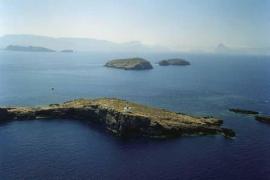 Eine verletzte Frau bei Boots-Unfall unweit von Ibiza