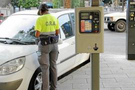 Palmas Parkticketeintreiber ORA will streiken