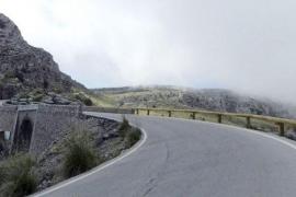 Ausländer stirbt bei Motorradunfall nahe Andratx