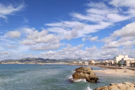 Erst perfektes Wochenendwetter auf Mallorca, dann Regen