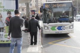 Busfahrerstreiks kommende Woche in Palma de Mallorca