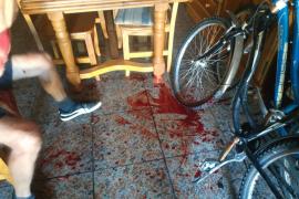 Alcúdia: Mieter will Vermieter mit Machete umbringen