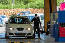 Statt Peguera: Mobile TÜV-Station nach Magaluf verlegt