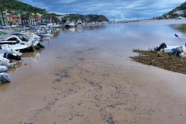Massive Unwetterfront deckt Mallorca mit viel Regen ein