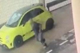 Polizei verhindert Autodiebstahl im Airport von Mallorca