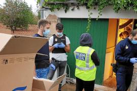 Polizeiaktion gegen Vermieter von Drogenfincas auf Mallorca