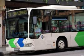 Palma de Mallorca droht ein unbefristeter Busstreik