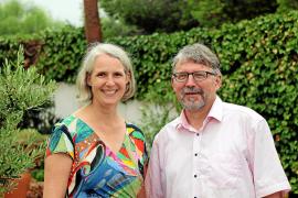 Mallorcas Evangelische Gemeinde hat neues Pfarrerduo