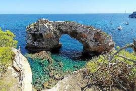 So aufregend geht es am Naturwunder Es Pontàs auf Mallorca zu