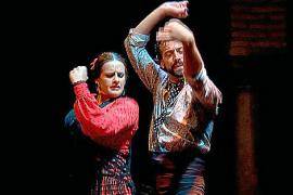 Aus Andalusien nicht wegzudenken: Flamencotänzer in Sevilla.