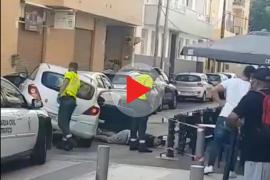 Flüchtiger Fahrer liefert sich Verfolgungsjagd mit Guardia Civil