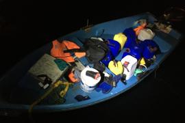 Flüchtlingsboot landet auf Insel vor Mallorca