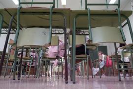 Drei Klassen aus Puig de Ros müssen Zuhause bleiben.