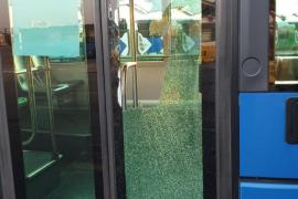 Dritter Streiktag: Steine und Eier gegen Busse auf Mallorca geschleudert