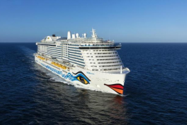 Aida Cruises startet Mittelmeer-Kreuzfahrten schon früher
