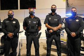 Private Sicherheitskräfte unterstützen Polizei auf Mallorca bei Suche nach Coronasündern