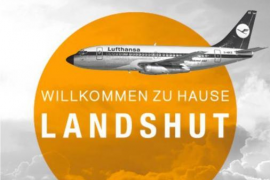 """Entführte """"Landshut"""" soll in München ausgestellt werden"""