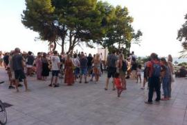 Erneute Deutschen-Demonstration in Palma de Mallorca