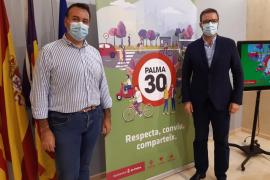 Palma de Mallorca wird fast ganz zur Tempo-30-Zone
