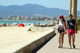 Jeder dritte Spanien-Tourist kam im August nach Mallorca