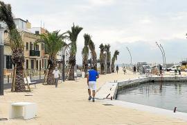 Der neue Yachthafen von El Molinar nimmt Gestalt an