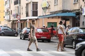 Corona-Restriktionen in Palmas Problemviertel Son Gotleu sollen gelockert werden