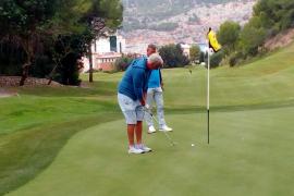 Angenehmer Sonne-Wolken-Mix beim Mallorca Magazin Golfcup