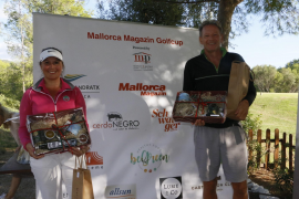 Schlomsky und Witt gewinnen Golfturnier des Mallorca Magazins