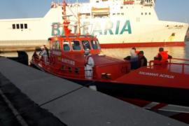 Polizisten fassen auf Mallorca mutmaßlichen algerischen Schlepper