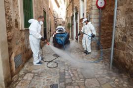 Coronafälle gehen in den bevölkerungsreichsten Orten auf Mallorca zurück