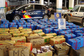Schlag gegen von Mallorca aus operierende Drogenhändlerbande