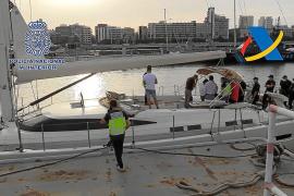 Luxusyachten brachten tonnenweise Drogen nach Mallorca