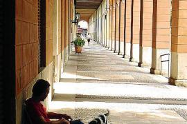 Wie ein Deutscher obdachlos in Palma de Mallorca lebt