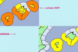 Neuer Sturm fegt über Mallorca hinweg