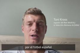 Toni Kroos und Tag der Einheit: Deutschland zeigt virtuell Flagge in Spanien