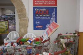 Immer mehr Familien benötigen Gratis-Lebensmittel auf Mallorca