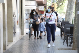 Restriktionen in weiteren Vierteln von Palma de Mallorca aufgehoben