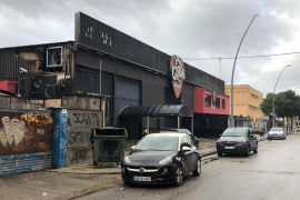 """Brand verursacht schwere Schäden an Konzerthalle """"Es Gremi"""" auf Mallorca"""