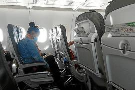 So verhält es sich mit dem Corona-Ansteckungsrisiko in Flugzeugen