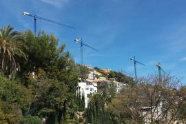 Wartezeit auf Baugenehmigung sehr lang auf Mallorca