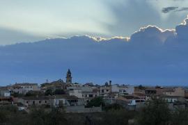 Heftige Gewitterschauer weckten Mallorca auf