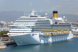 Kreuzfahrer kommen weiterhin nicht nach Mallorca