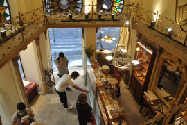 So entgeht eine mutige Familie dem Ladensterben auf Mallorca