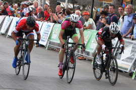 Rennen der Rad-Oldies auf Mallorca