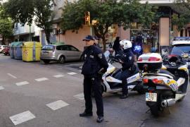 Mann fährt Ex-Freundin mitten in Palma de Mallorca an
