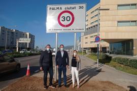 Ab Mittwoch gilt Tempo 30 in fast ganz Palma